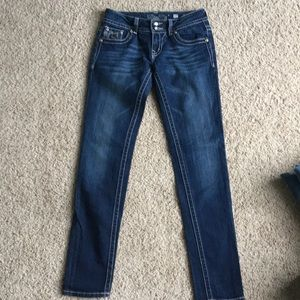 Dark Wash MissMe Jeans